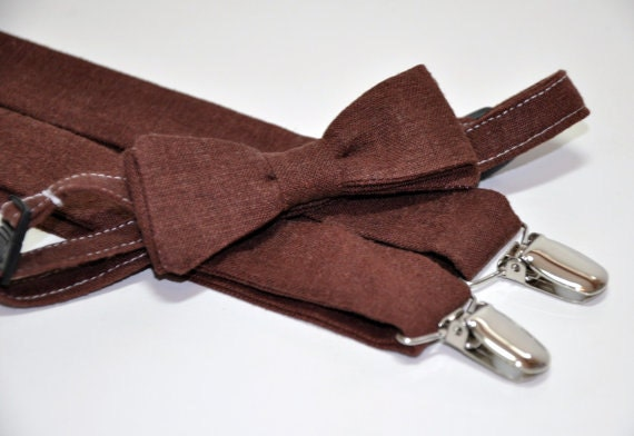 Ties and Suspenders Reserved for Whitney