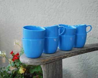 Vintage Texas Ware Cups Mugs