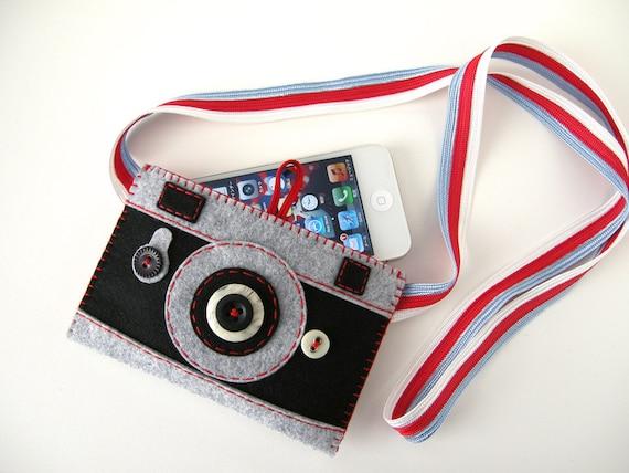 "iPhone case ""Tourist"" No.1"