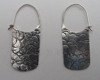 Sterling Silver Earrings - Made to order