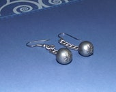 Ball and Chain Earrings - Free Shipping