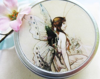 Tooth Fairy Box with poem. Fairy Queen Trinket pill box