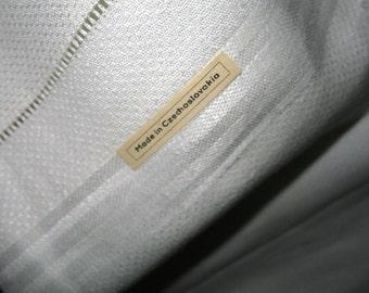 Vintage Czech Linen