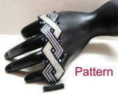 Bracelet  pattern tutorial jewelry pattern for personal use only