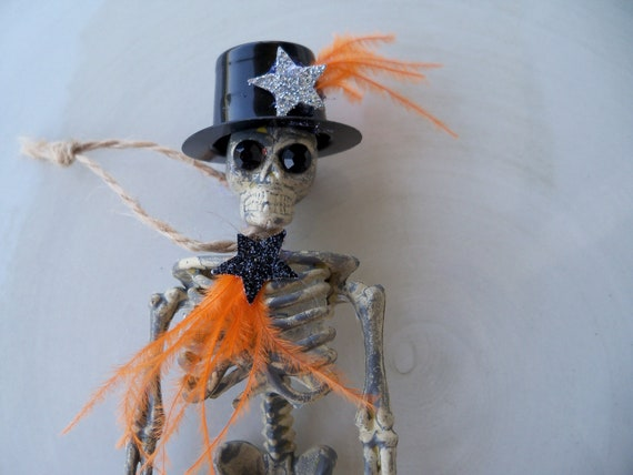 Martin: A Groovy Halloween Decoration Halloween Ornament