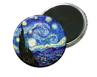 Magnet - Van Gogh Starry Night