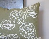 Bloom - 12 x 16 Removable Pillow Cover with Insert