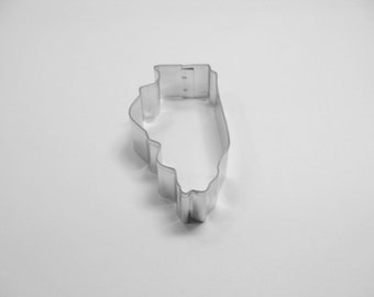 Illinois State 3 inch Cookie Cutter