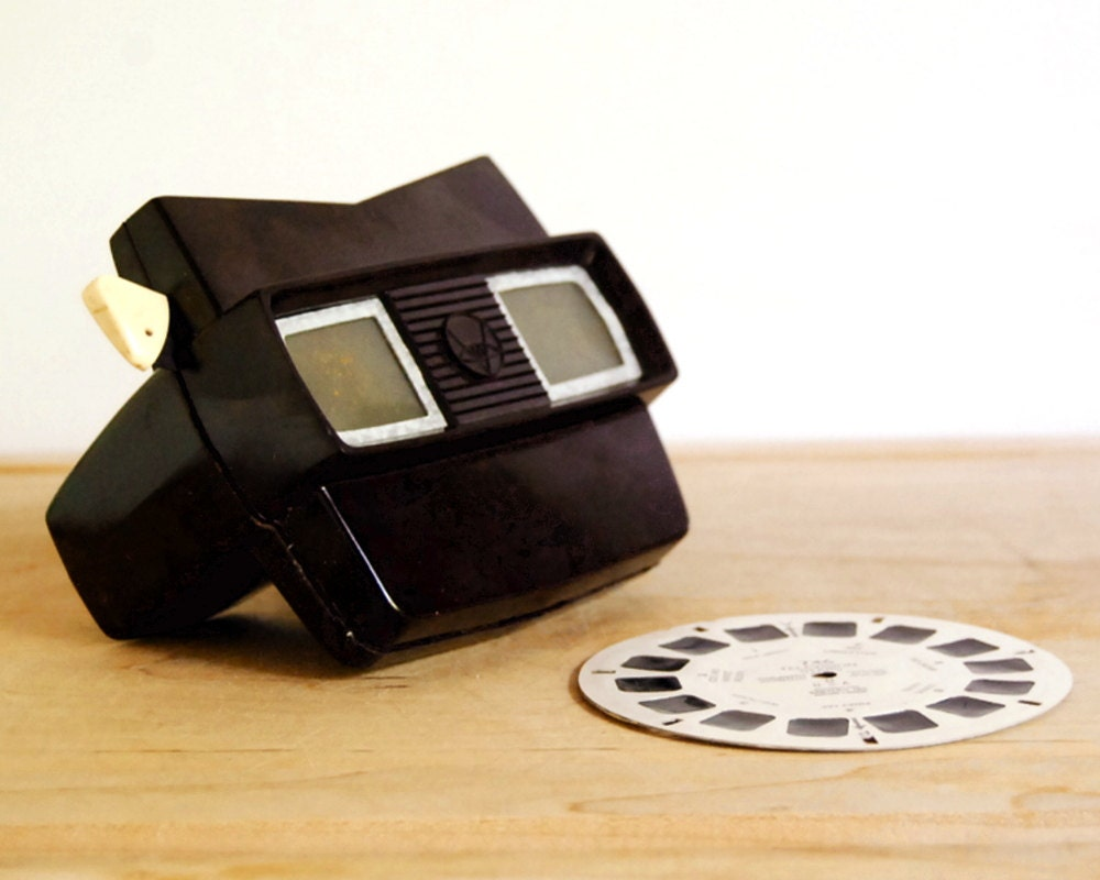 Vintage Toy View Master Model E Sawyer 39 S 1950s