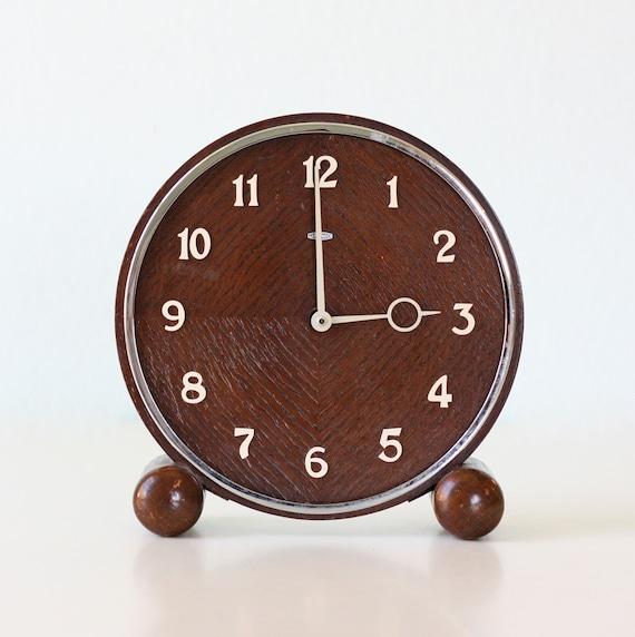 Metamec Dereham Clock - Art Deco Style