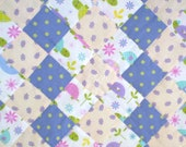 Small Quilts Doll Quilt Turtle Table Topper