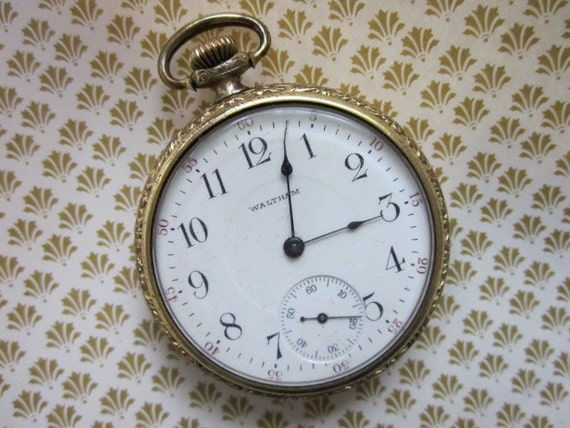 Antique Waltham Pocketwatch