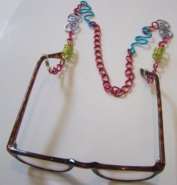 Aluminum Eyeglass Holder