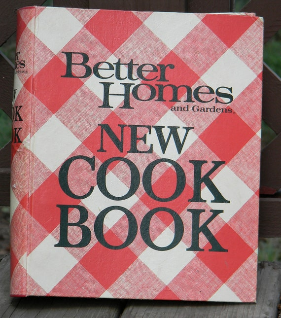 Better Homes Gardens: Better Homes And Gardens New Cook Book