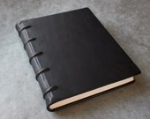 Leather Journal - 8x10 - Choose your color