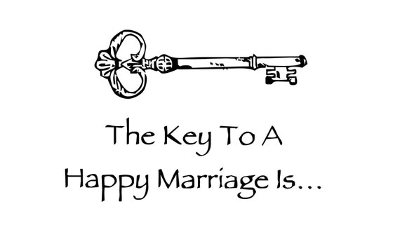 comunication key to a happy marriage Boston ­ i have a friend who taught her daughters to express their feminist views with men they dated her advice went roughly like this: speak up, speak up, the.