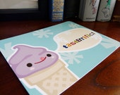 Postcard Pack : Ice Cream