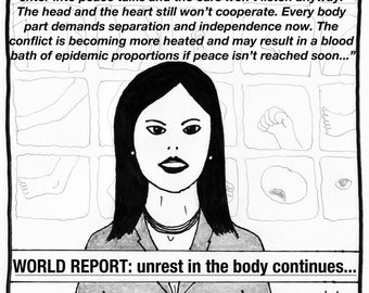 world report on the body PRINT