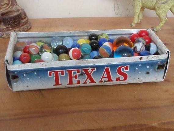 Rustic Treasure Tray - Texas License Plate Tray