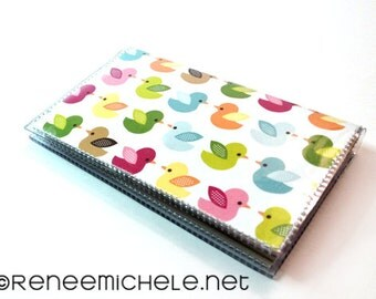 Bird Chicks bi-fold Card Holder Wallet chicken
