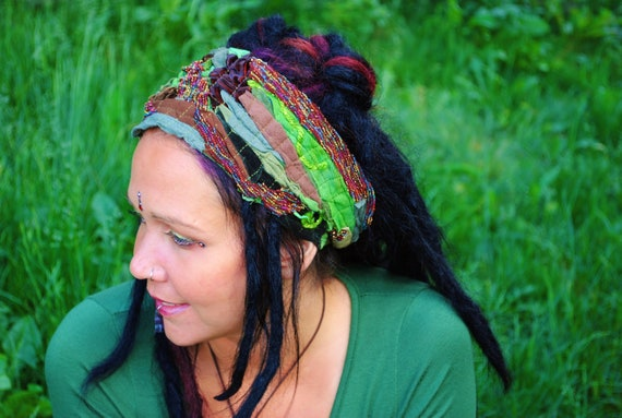 RESERVED FOR CHRISTY IntersteLLaR HeadBand, HippiE HeadBanD, Gypsy HaiR AppaReL, Fairy Headband, FestiVal AttiRe