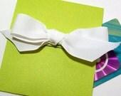 Green Gift Card Holder, Money Card - Christmas Gift Card Holder, Holiday Gift Card Holder, Holiday Money Card **CLEARANCE Sale**