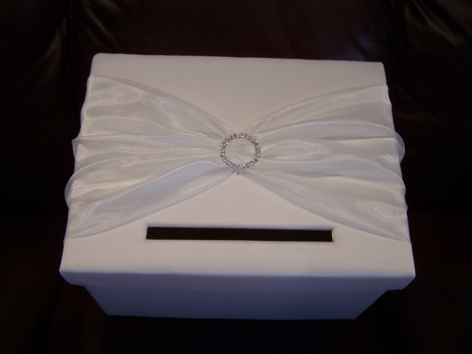 Custom Wedding Gift Card Box by 2have2hold on Etsy