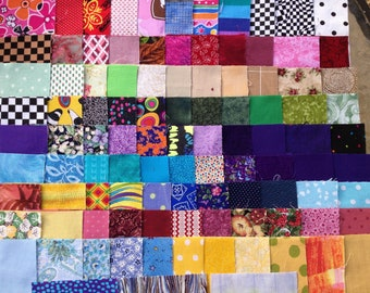 Quilt Charms or Blocks - 4 inch Assorted