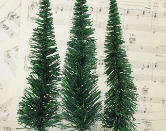 "6"" Evergreen Tree - 15 Pieces - 218-0204"