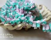 Flea Market Find --ON THE FRINGE-- Handmade Crepe Paper Trim