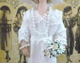 The Great Gatsby Daisy Buchanan Doll Miniature