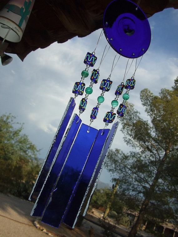Windchime Blue with Carnival Colors