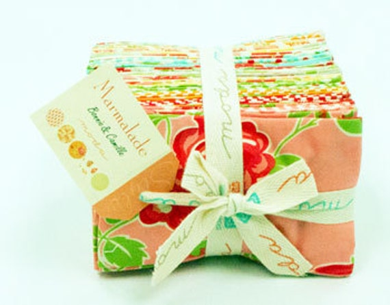 Fat Eighth Set--Marmalade by Bonnie and Camille for Moda Fabrics