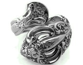 Wrapped Spoon Ring Michelangelo Choose your Size