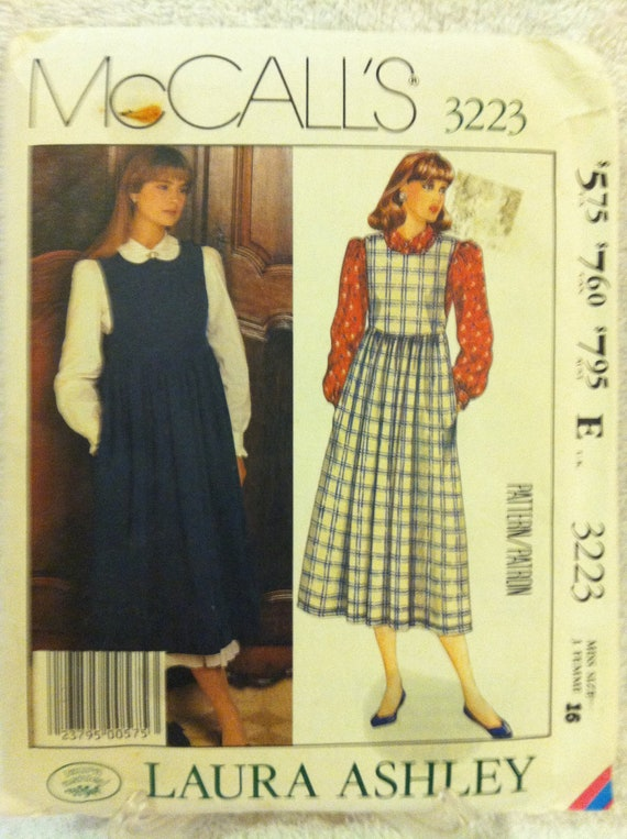 Vintage McCall's 3223 Sewing Pattern