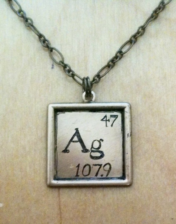Made to Order. An element from the Periodic Table