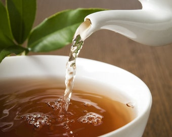 Tea Teabags 50 Sleepy Blend herbal Hand Blended tea in teabags Lavender Bed time Decaf