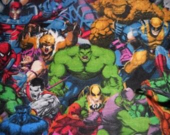 Avengers NoSew Fleece Blanket