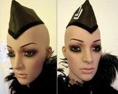 Military hat, garrison hat