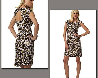 Vogue 1161 Rachel Comey Dress Pattern Size 6-12