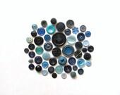 Mediterranean Sea Vintage Buttons
