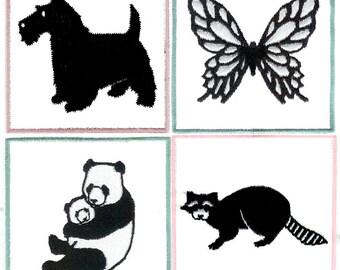 NEWBORN FOCUS QUILT machine embroidery designs