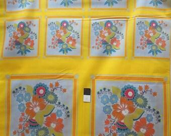Anna Maria Horner VAH08 Little Folks VOILE Square Dance Citrus Cotton Fabric 1 Panel