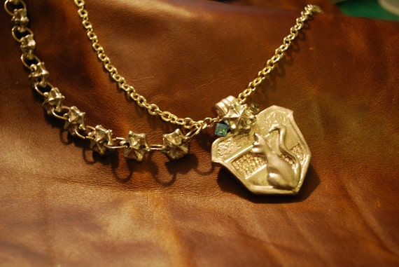 Snow Villiers NORA Necklace - Final Fantasy 13