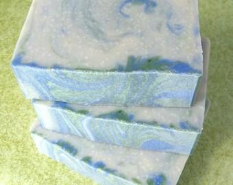 Handmade Soap River Dance Eye Candy Bar
