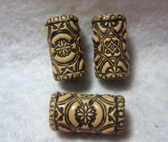 Dreadlock Beads Dread Beads Natural Co...