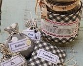 Jar Sewing Kit-  Download Pattern