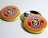 Lollipop Chainsaw Sucker Button
