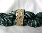 Handpainted Sock Yarn - New Zealand Merino Wool - Tui - Birds of Aotearoa Collection