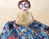 Laura - Asylum Art Doll